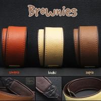 """HONX Neckstrap / Strap Kamera / Tali Kamera - """"BROWNIES"""""""