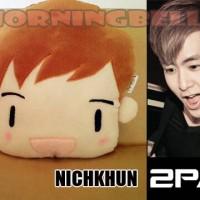 Bantal Korea 2PM Nichkhun