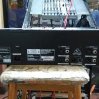 Equarizer behringer FBQ6200