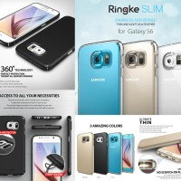 Galaxy S6 Ringke Slim Case