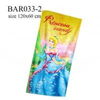 Handuk princess disney princesa candy 150*75 cm (B