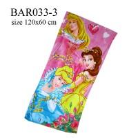 Handuk princess disney belle aurora  cinderella 15