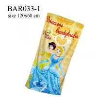 Handuk princess disney candy & sofia 150*75 cm (BA