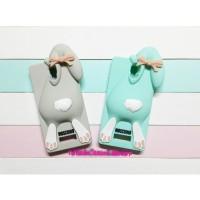 Soft case 3D Moschino Rabbit samsung grand 2