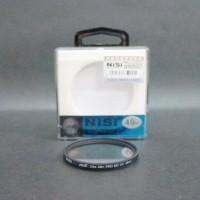 Filter MCUV NISI 49 mm (tipe paling baru, slim 3mm)