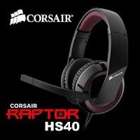 Corsair Raptor HS40 7.1 USB Headset