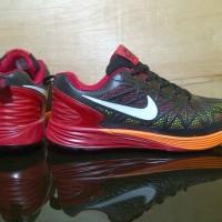 Sepatu Nike Air Max Lunarglide Merah
