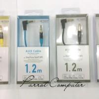 harga Kabel Aux Audio 1-1 Etop High Quality Original Tokopedia.com