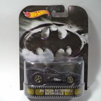 HW RETRO BATMAN RETURNS BATMOBILE