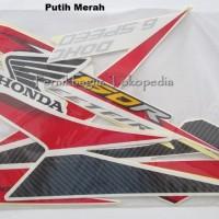 Striping Lis Motor Honda CB150R StreetFire 2014 Stiker Standar CB 150R