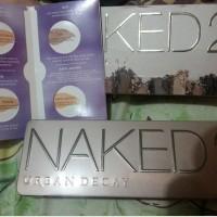 Naked 2 Eyeshadow Palette Urban Decay - ORIGINAL