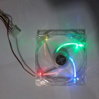 harga Fan Casing PC 12cm Transparan/Lampu Tokopedia.com
