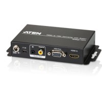 Converter - Aten - HDMI to VGA Converter with Scaler	VC812