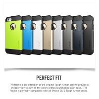 Case SPIGEN Tough Armor Apple Iphone 5 / 5s (OEM)