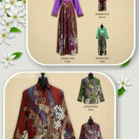 sarimbit/batik couple/gamis/batik sutra/baju sutra/muslim/jogja