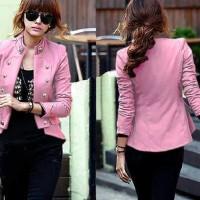 Blazer dusty pink Anita