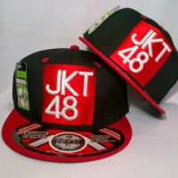 harga topi snapback jkt 48 topi JKT48 Tokopedia.com