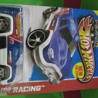 Hot Wheels - Hot Wheel - Hotwheel B20 rescue duty biru