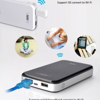 Hame F2 - 3G Mobile Power Router + Power Bank 10000mAh WIFI