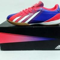 Sepatu Futsal Adidas F10 IN G97725 Turbo Black Run White