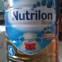 Nutrilon Royal 4 Vanilla - 800gr