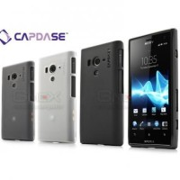 SALE!!! CAPDASE Softjacket Xpose Sony Xperia Acro S Free ScreenGuard