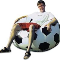 Sofa Angin Bola Soccer Bestway