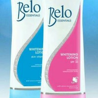 belo essential-whitening lotion