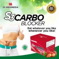 S3 Carbo Pelangsing Herbal BPOM