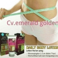 A + ACAI BERRY SLIMMING + WHITENING Body Lotion/ L