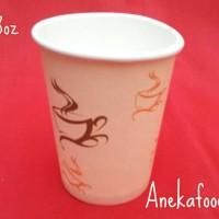 harga Gelas Kopi Kertas/paper Cup 8oz Tokopedia.com