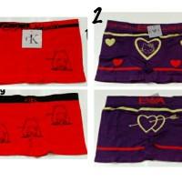 boxer (celana dalam, celana renang, underwear, boxer kartun, dewasa)