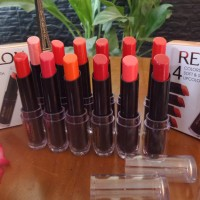 LIPSTICK REVLON 4 COLORSTAY SOFT & SMOOTH LIPCOLORS