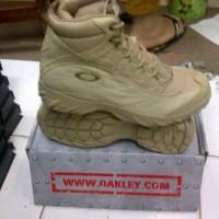 sepatu oakley 6 inci / sepatu pdl gunung camping /