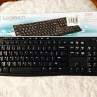 Logitech Wireless Keyboard K270 garansi 1 tahun