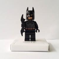 Jual Lego Minifigure Batman The Dark Knight The Tumbler + Weapon Murah