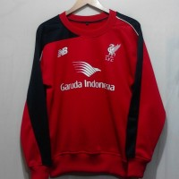 Sweater Training Liverpool Red-Black 15/16