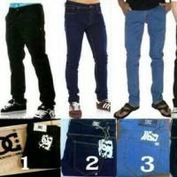 celana jeans panjang skinny pria murah