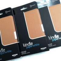 Original Leather Cover Case for Kindle Paperwhite by Amazon