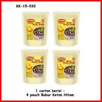 Kimbo Kitchen Bubur Ketan Hitam (4 pcs) - (KK-15-032)