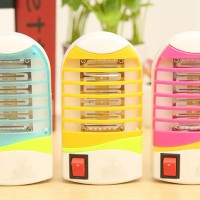 Lampu Nyamuk Electron Mosquito Repellent Small Night Lamp Pest Control