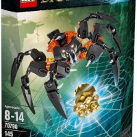 LEGO 70790 BIONICLE Lord Of Skull Spiders