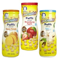 Gerber Puff Value Pack 3 in 1 (Paket Combo 2)