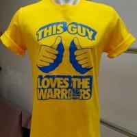 WAR02 - Kaos NBA Golden State Warriors