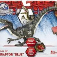 JURASSIC WORLD - VELOCIRAPTOR BLUE