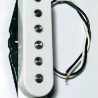 harga Single Coil Pickup Gitar Single Magnet For Stratocaster Tokopedia.com
