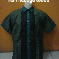 harga Koko/hem Batik Azza Tipe Kebaya Tosca Size S Dan M Sale Tokopedia.com