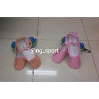 Sepatu balet pink| sepatu balet chandra| dance shoes | sepatu menari