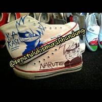 harga Sepatu Lukis Naruto Tokopedia.com