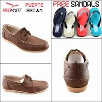Sepatu Redknot Shoes Fuerte Irland Original 01-03